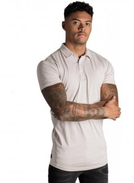 Gk Shortsleeve Jersey Polo Shirt - Ashes Of Roses