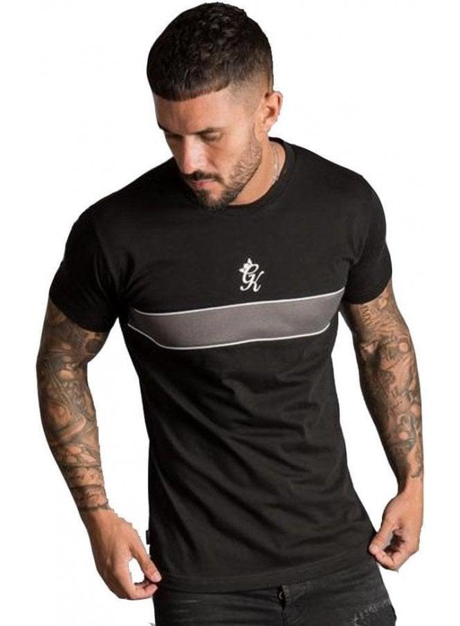 GYM KING Gotti Tee Shirt - Black