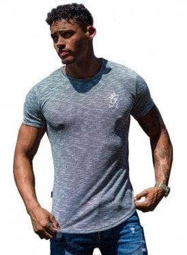 Kanan Vintage Tshirt Blue Marl
