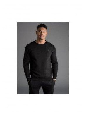 Lawsky Crew Sweatshirt - Black