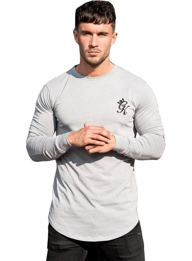 GYM KING Long Sleeved Undergarment Top Drizzle