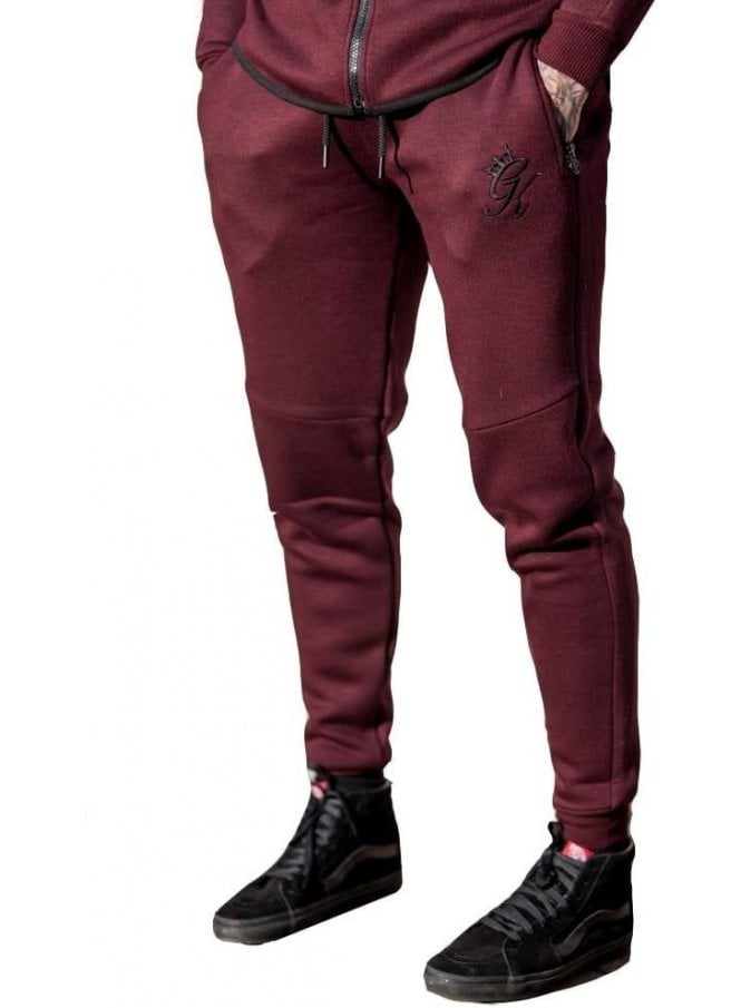 GYM KING Performance Sweat Pant Fleece Snp Jogging Cordovan