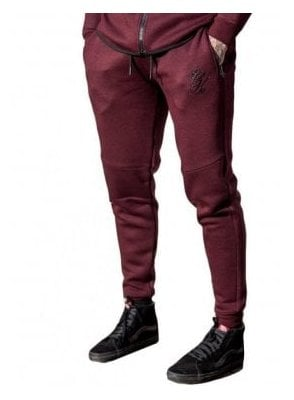 Performance Sweat Pant Fleece Snp Jogging Cordovan