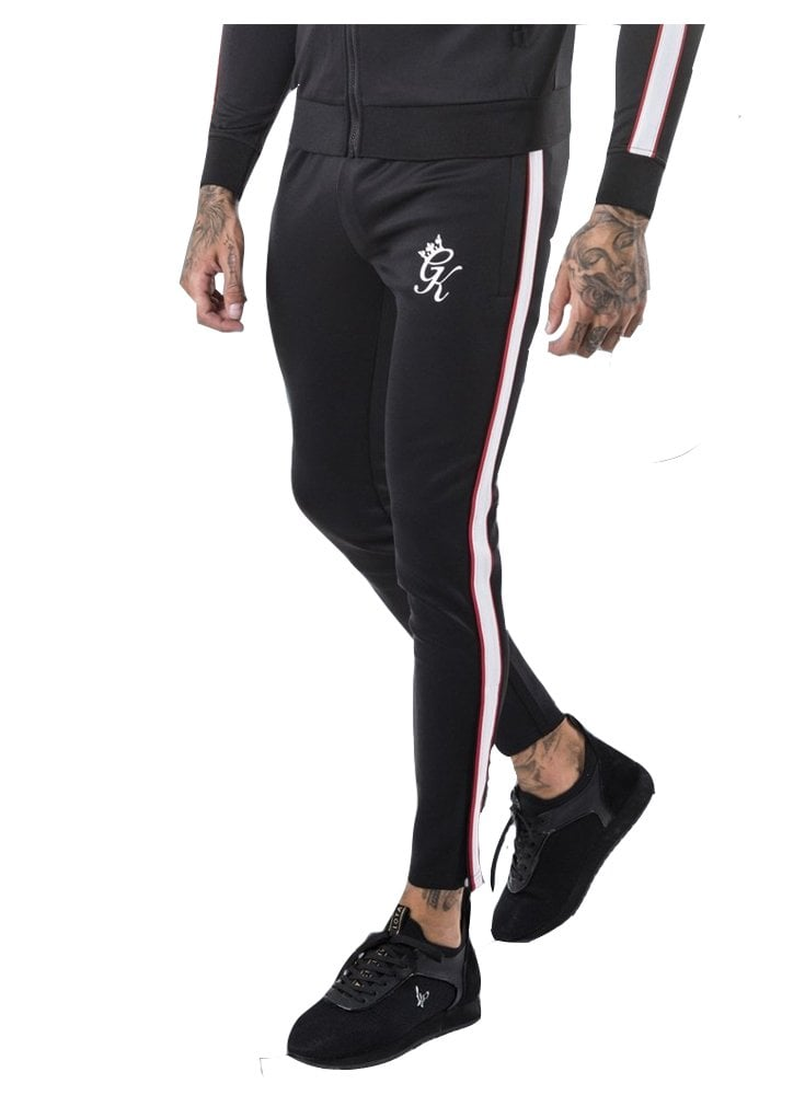 1a7ae6c0 GK Piped Poly Pants - Designer Menswear - Ghia Menswear