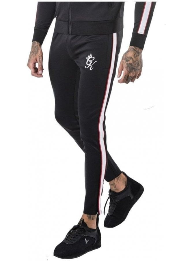 GYM KING Piped Poly Pants