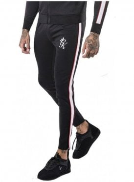 Piped Poly Pants