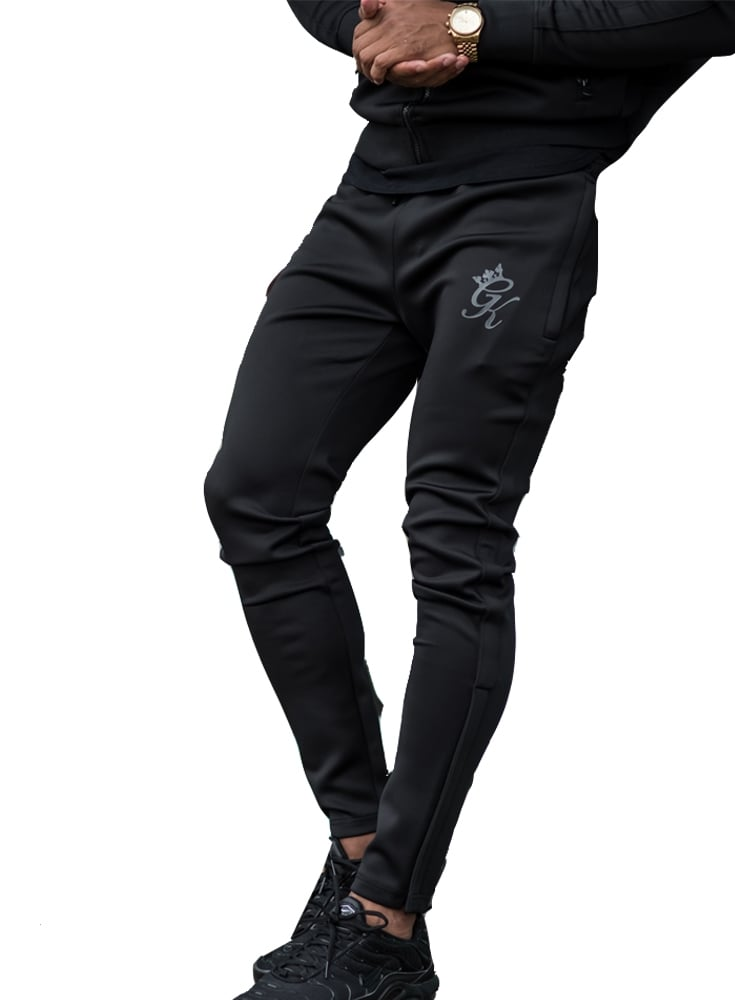 terrific value hot-selling clearance top brands Poly Tracksuit Bottoms Black