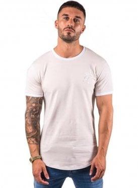 Ringer Bone Crew Neck Tshirt