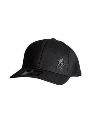Roseberry Pitcher Cap - Black