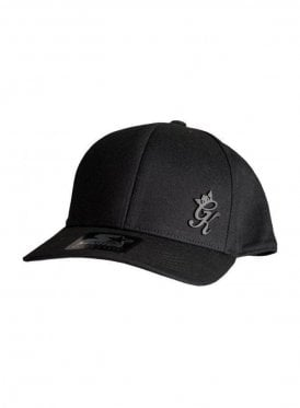 9f29bd4f73ed2 Roseberry Pitcher Cap - Black