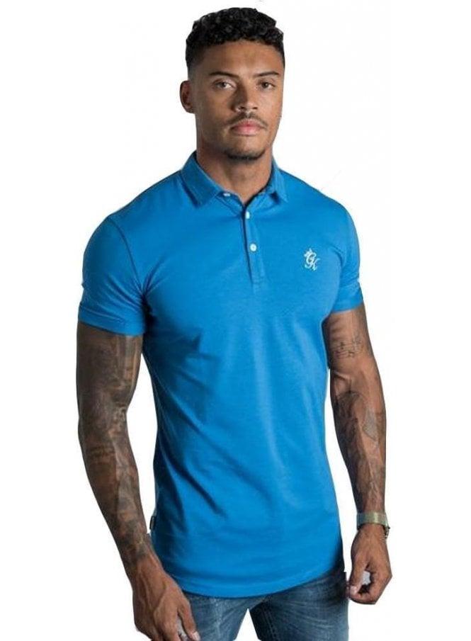 GYM KING Short Sleeve Jersey Polo Shirt