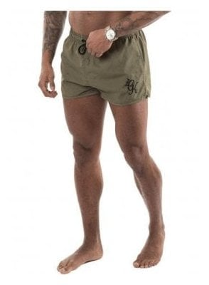 Gym King Swim Shorts Burnt Olive