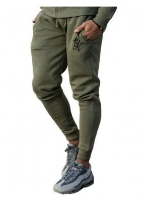 Tracksuit Bottoms Burnt Olive