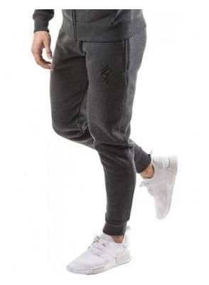 Tracksuit Bottoms Charcoal Marl