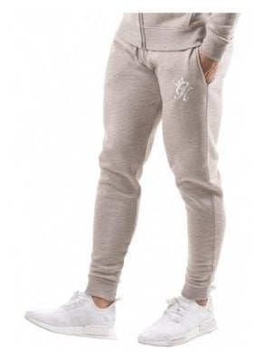Tracksuit Bottoms Oatmeal