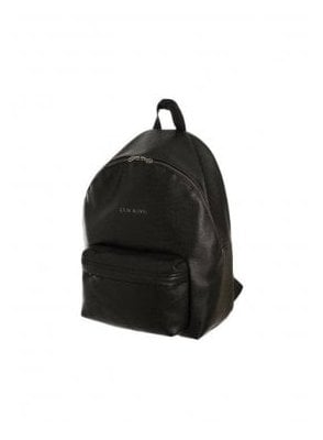 Tumbled Backpack Black
