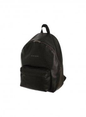 Tumbled Backpack Black