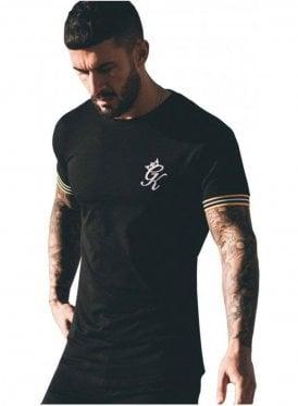 Vegas T Shirt - Black/Yellow