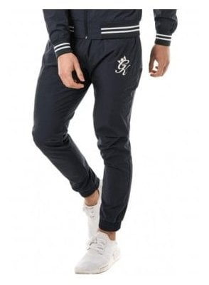 Woven Retro Tracksuit Bottom Navy Nights