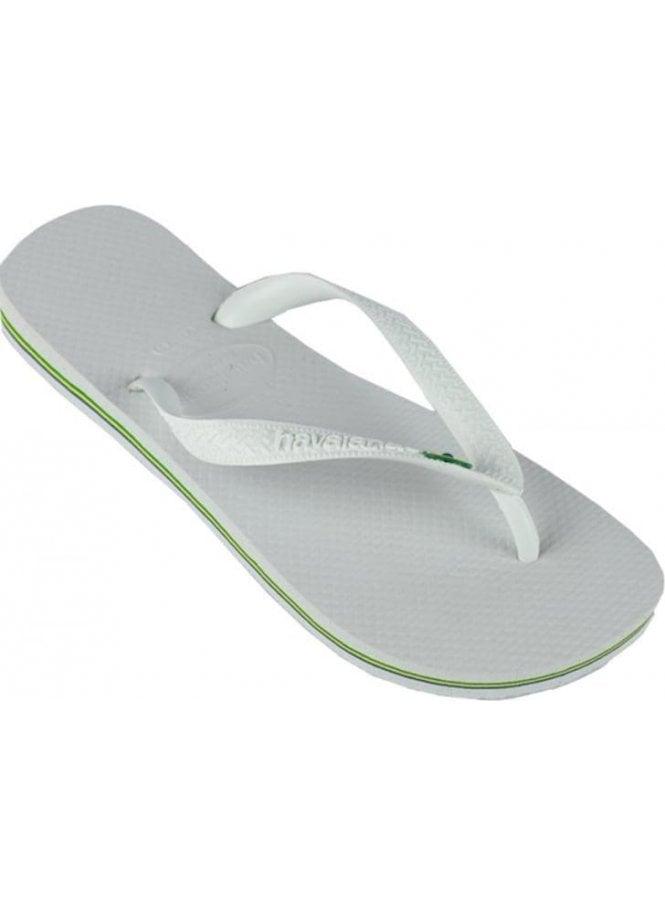 HAVAIANAS H Brasil Flip Flop White
