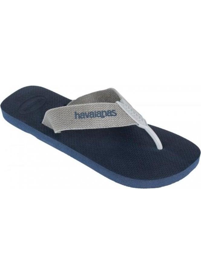 HAVAIANAS H Urban Basic Cf Flip Flops Navy Blue