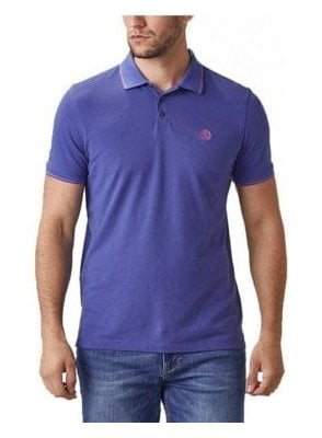 Abington Regular Polo Tshirt Azul Blue