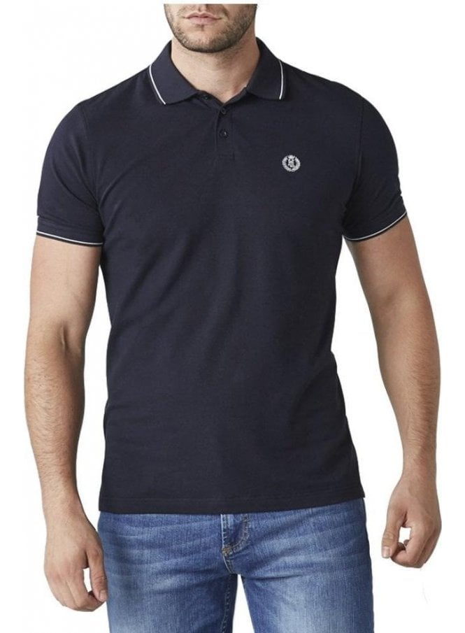 HENRI LLOYD Abington Regular Polo Tshirt Navy