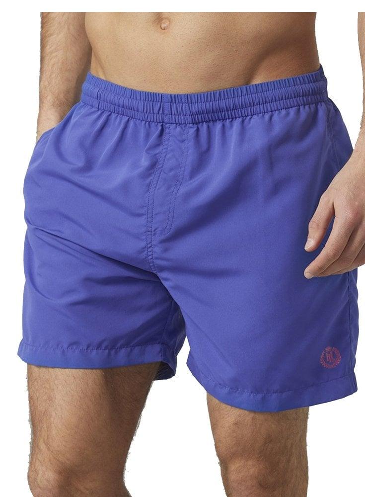 654db02377 Henri Lloyd Brixham Mens Swim Short Azur Blue - Designer Mens