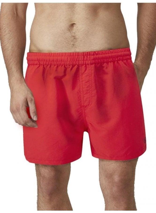 HENRI LLOYD Brixham Mens Swim Short Red
