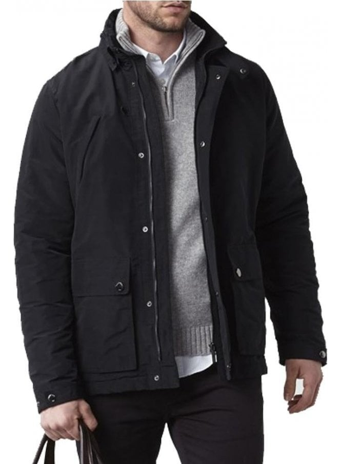HENRI LLOYD Kaber Field Jacket Navy