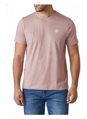 Radar Regular Tshirt Dusky Pink