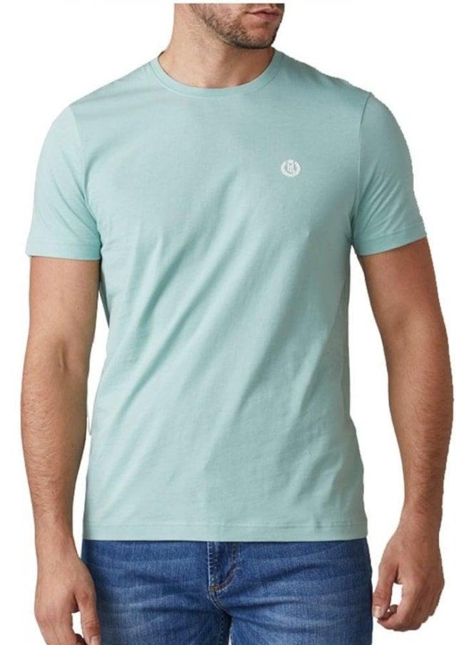 HENRI LLOYD Radar Regular Tshirt Mint