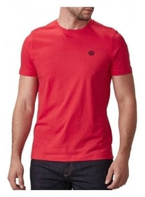Radar Regular Tshirt Red
