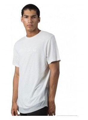Vent Midline Tshirt White