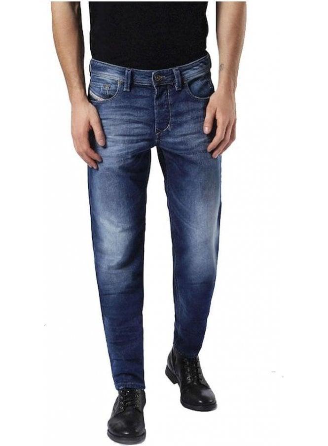 DIESEL Larkee-beex Regular Tapered Fitting Jean 84cv
