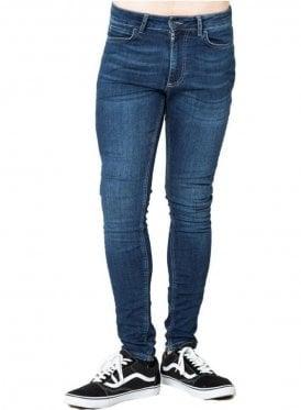 Standard Skinny Basic Denim Jean Indigo