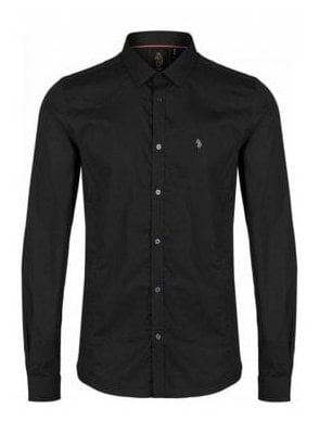 Butchers Pencil Super Slim Tapered Detail Lon Black