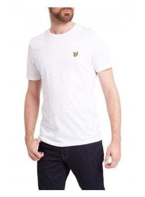 Basic Logo T shirt White