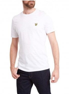 Basic Logo T shirt White