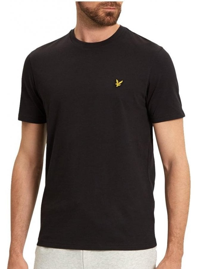 LYLE & SCOTT Basic Logo Tshirt True Black