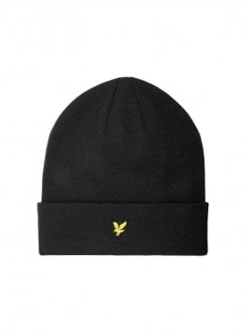 Beanie True Black