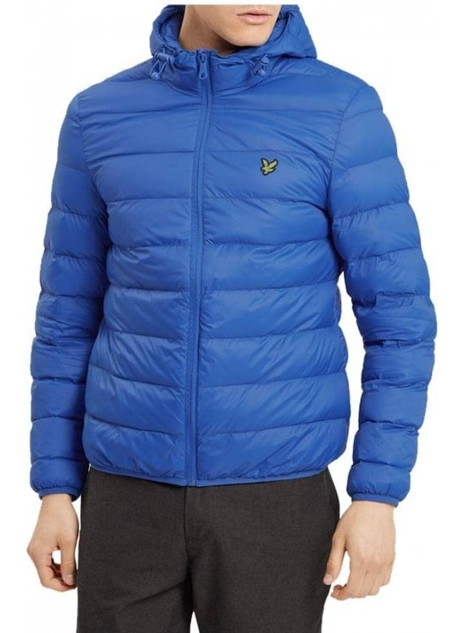 LYLE & SCOTT Lightweight Puffa Jacket Lake Blue