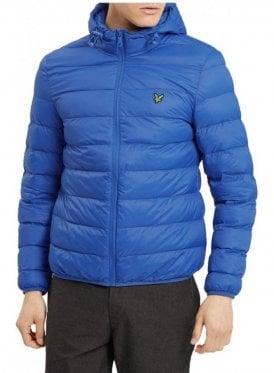Lightweight Puffa Jacket Lake Blue