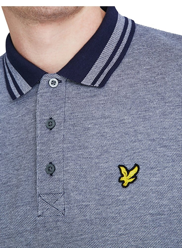 Tshirt Scott Navy Lyleamp; Eboxrdc Oxford Polo AjLR3S54cq
