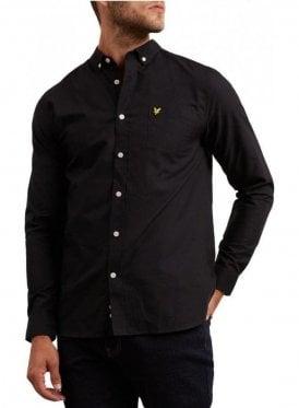 Oxford Shirt True Black