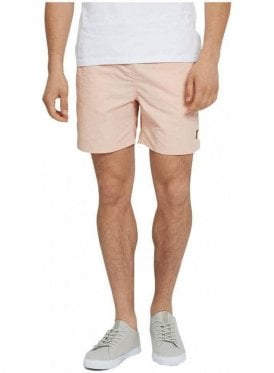 Plain Swim Short Dusky Pink