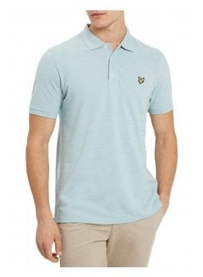 Lyle & Scott Polo Shirt Powder Blue