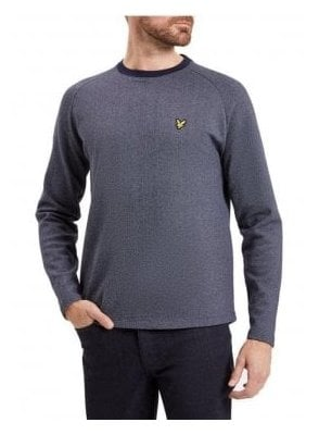 Ponte De Roma Sweat Shirt Navy