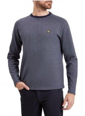 Ponte De Roma Sweat Shirt Navy