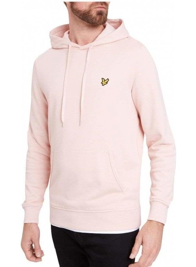 LYLE & SCOTT Pullover Hoodie Dusty Pink